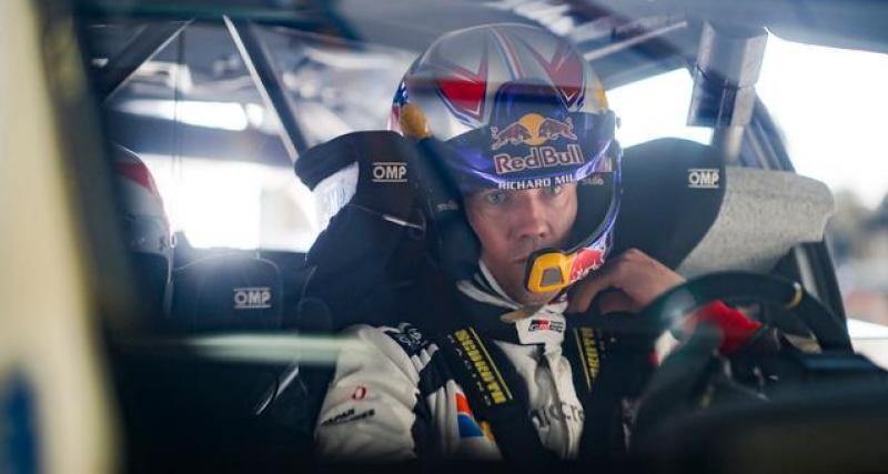 WRC : Ogier retrace le fil de sa carrière