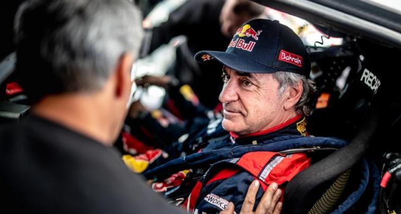 """Carlos Sainz sur Alonso : """"des pilotes comme Fernando se comptent sur les doigts d'une main"""""""