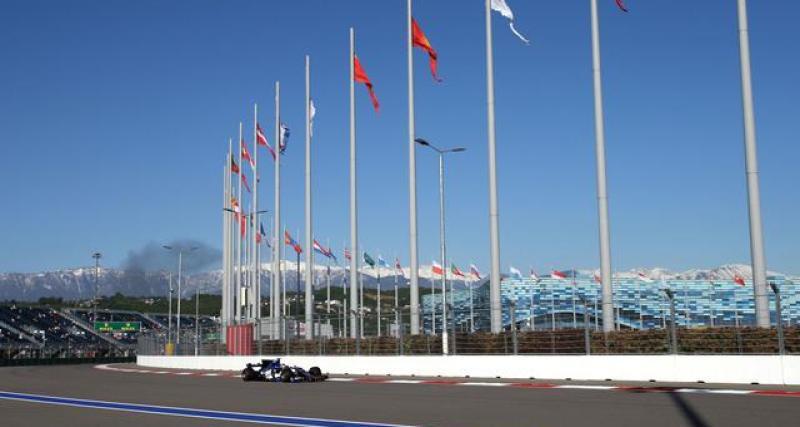 F1 : le circuit de Miami transformé