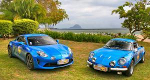 Mauritius Classic Tour 2019 : road trip culturel en Alpine