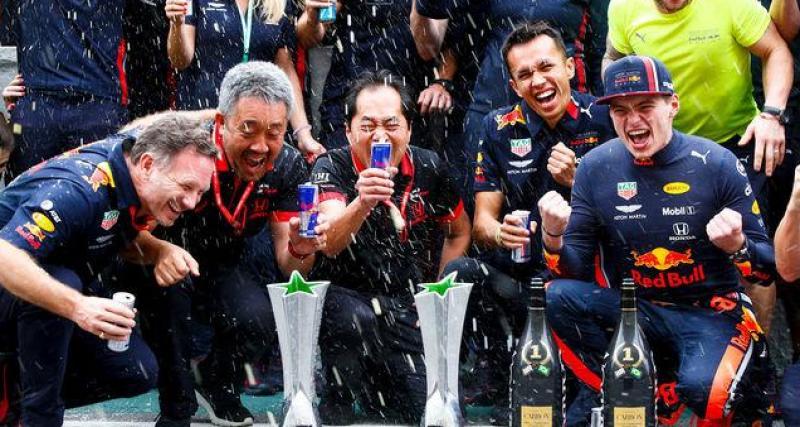 Red Bull doit débuter l'année tambour battant