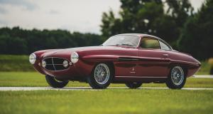 Fiat 8V Supersonic de 1953 : un design entre Ferrari et Cadillac