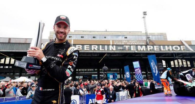 """Vergne à propos de la F1 : """"Quand on monte dans la voiture, on n'est pas vraiment soi-même"""""""