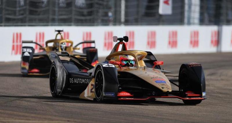 Vergne souligne les faiblesses de la F1