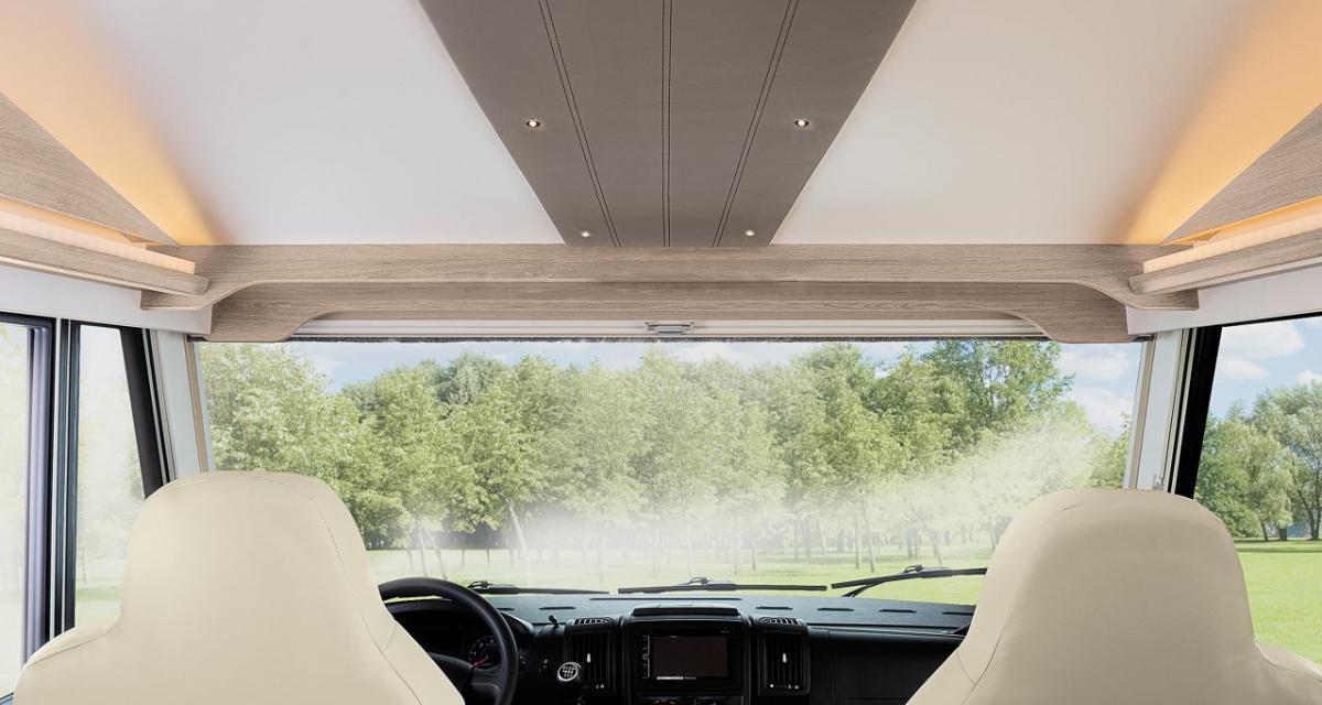 Rapido 886F Ultimate Line : un nouveau camping-car intégral à finition haut de gamme