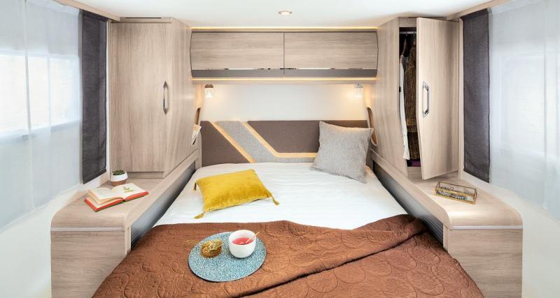 Astuces et deux lits doubles