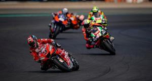 Moto GP : Ducati révèle la nouvelle Desmosedici
