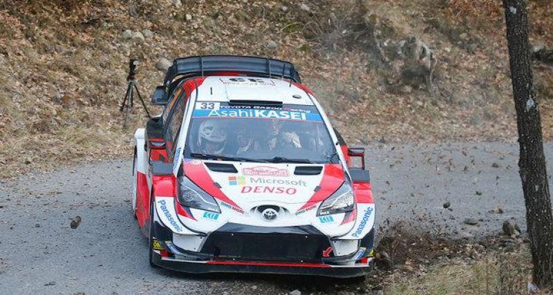 WRC - Rallye de Monte-Carlo : l'accident spectaculaire de Tänak en vidéo