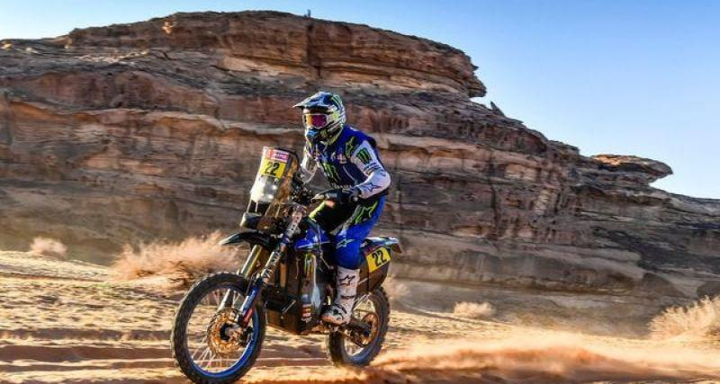 Dakar 2020 : Dakar : le motard Ewin Straver est décédé