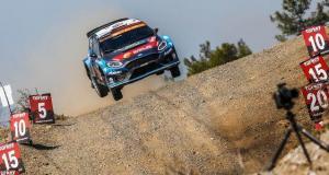 WRC - Rallye de Monte-Carlo : Evans toujours en tête, Ogier et Neuville en embuscade