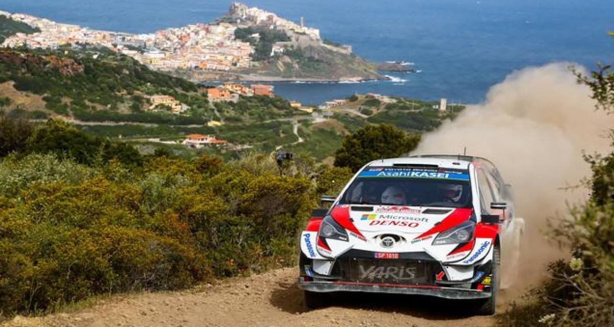 WRC - Rallye de Monte-Carlo : Evans résiste à Ogier et Neuville