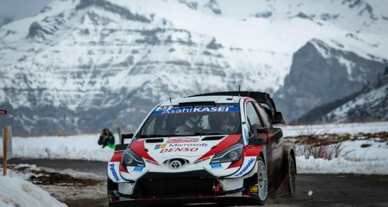 WRC - Rallye de Monte-Carlo : Neuville arrache la victoire et frustre Toyota