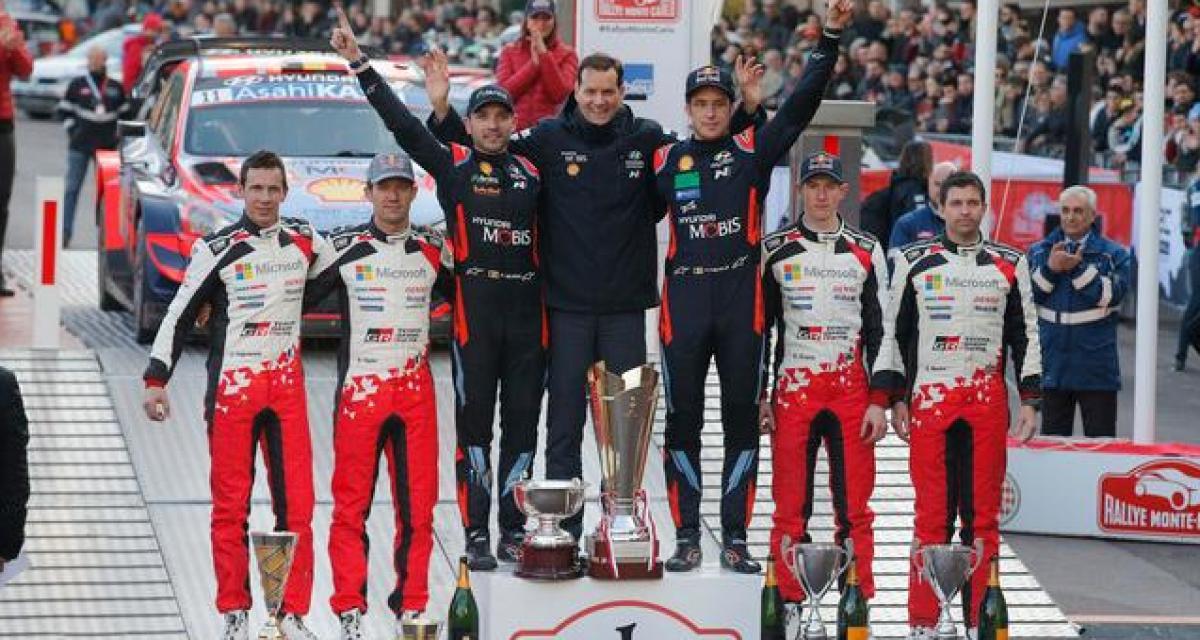 """Thierry Neuvile : """"Je voulais casser la domination française de Loeb et Ogier"""""""