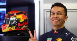 Albon peut-il rivaliser avec Verstappen en 2020 ?