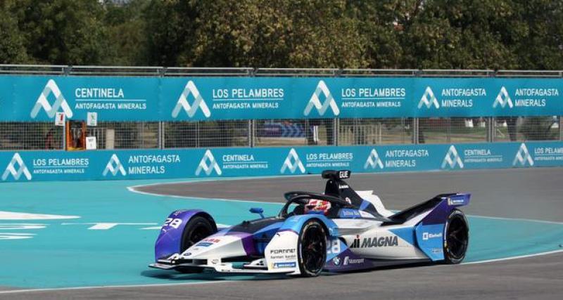 """Chase Carey : """"la Formule E, c'est une fête de rue"""""""