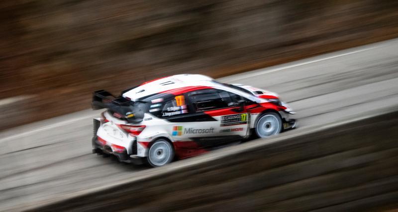 Le classement Pilotes de la saison WRC 2020