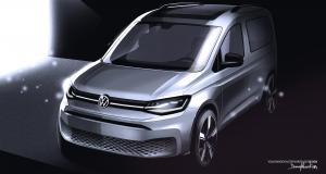 Volkswagen Caddy : le nouveau petit utilitaire se dévoile