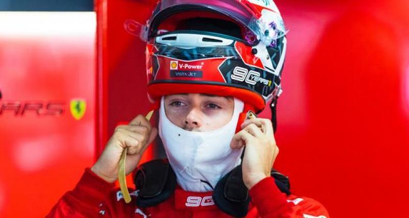 """Charles Leclerc : """"Je veux gagner le Mondial en 2020"""""""