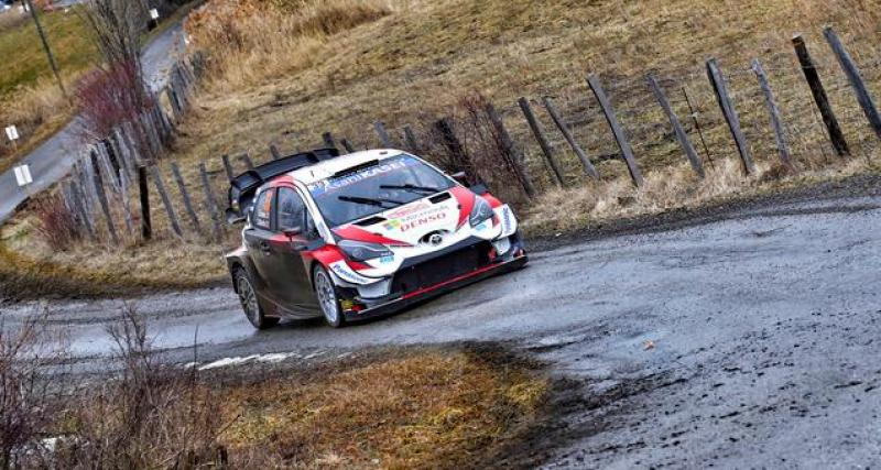 Loeb ne disputera pas le rallye de Suède