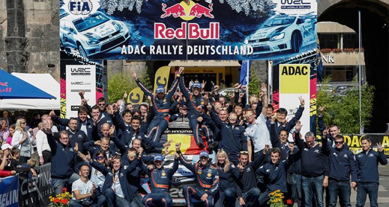 Un nouveau français intègre le WRC