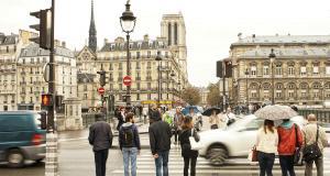 Bouchons : Paris, agglomération la plus embouteillée de France en 2019