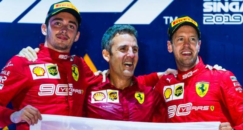 Qu'est ce qui cloche chez Ferrari ?