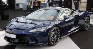 McLaren GT : une anglaise à Paris, toutes nos photos