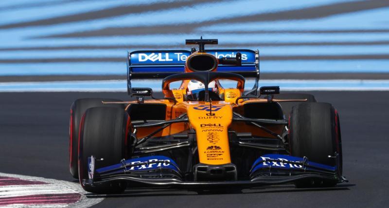 McLaren : Norris excité avant la pré-saison