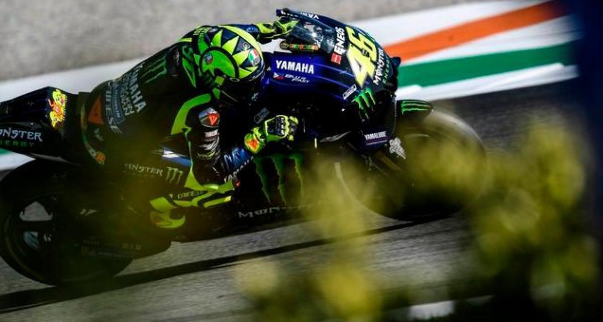 Yamaha engage Quartararo, Rossi se donne du temps pour 2021