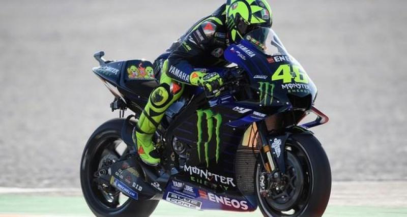 La déclaration de Valentino Rossi et la réaction de Quartararo en vidéo