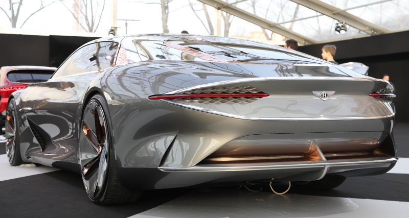 Une vraie GT du futur