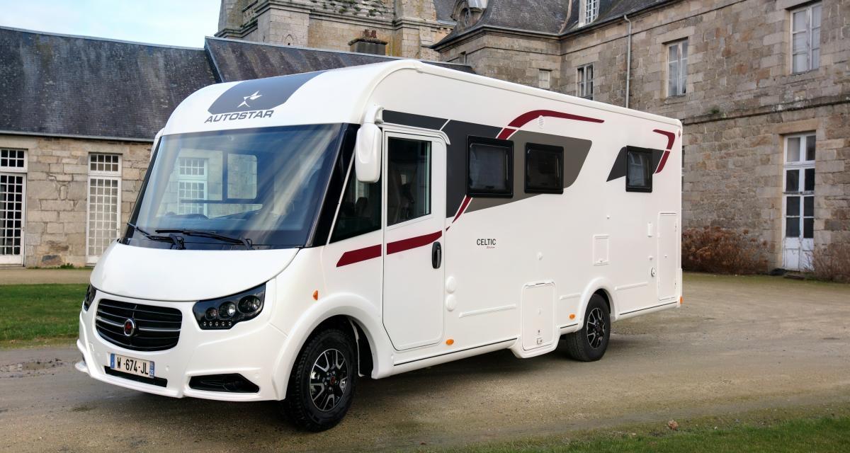 Autostar Celtic Edition : le camping-car qui voit tout !