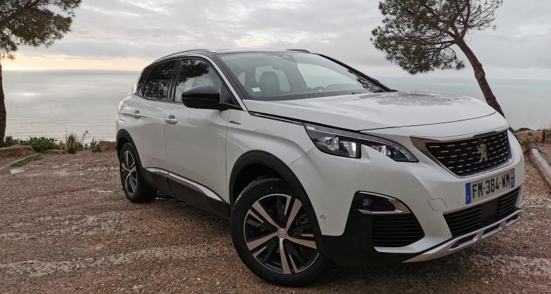 Essai Peugeot 3008 Hybrid4 : nos impressions au volant du nouveau 3008 plug-in hybride