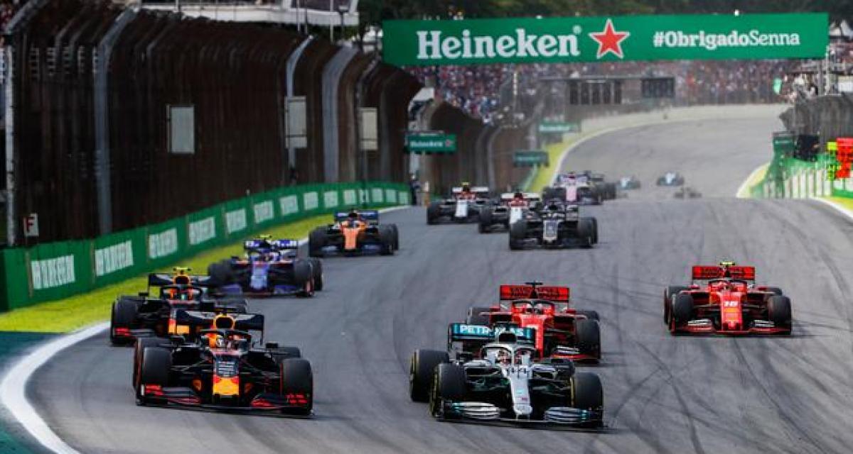 F1 : le Grand Prix de Chine menacé à cause du coronavirus ?