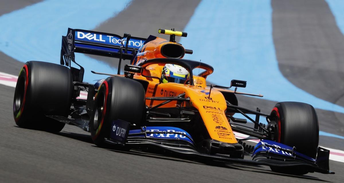 """Andreas Seidl - McLaren : """"on ne peut pas parler de victoires avant 2023"""""""