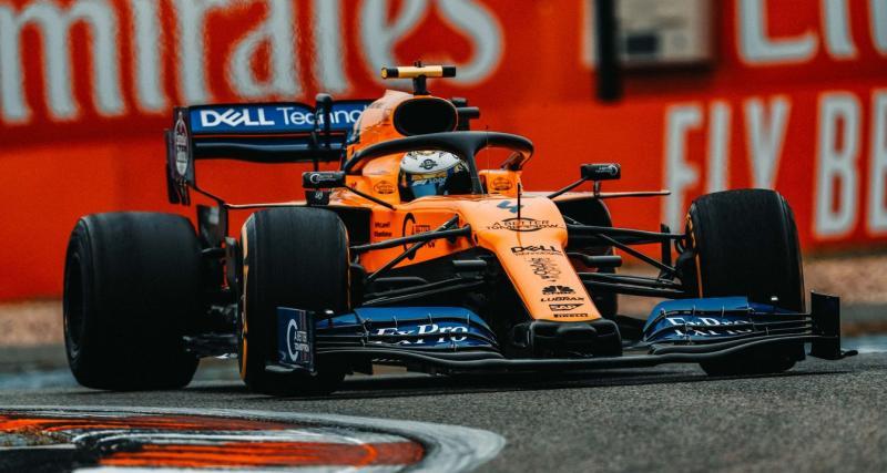 Seidl lucide sur les possibilités de McLaren en 2020