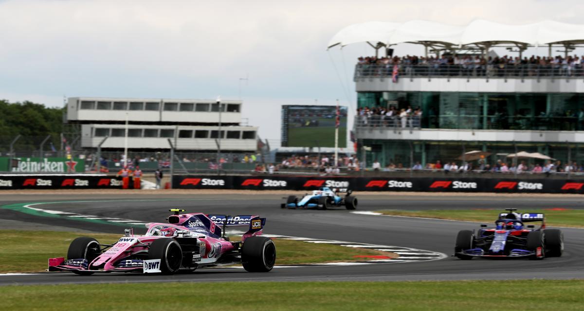 F1 : Racing Point rebaptisé Aston Martin en 2021