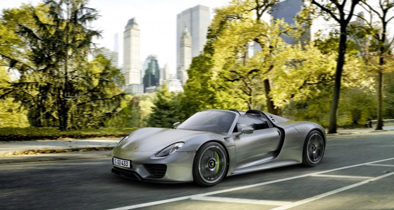 Le chef d'oeuvre 918 Spyder