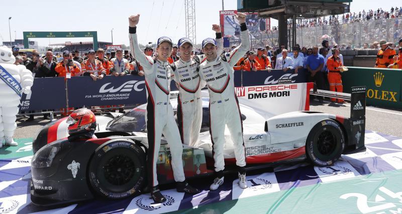 Retour victorieux au Mans