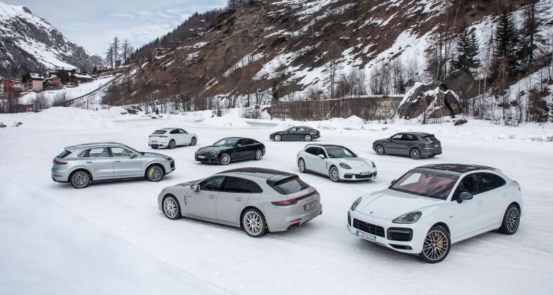 Plébiscité par les clients Porsche