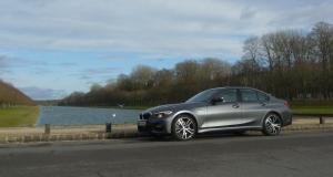 Essai de la BMW Série 330e : à moitié électrique, toujours dynamique