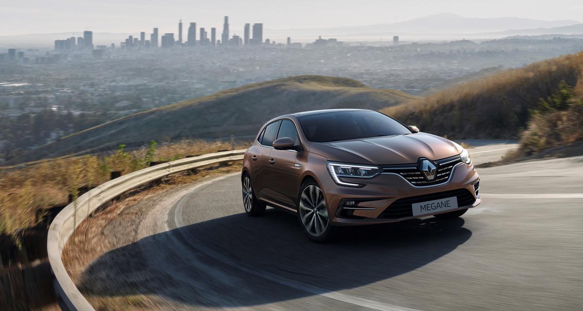 Renault Megane 2020 : restylage et plug-in hybride pour la nouvelle compacte