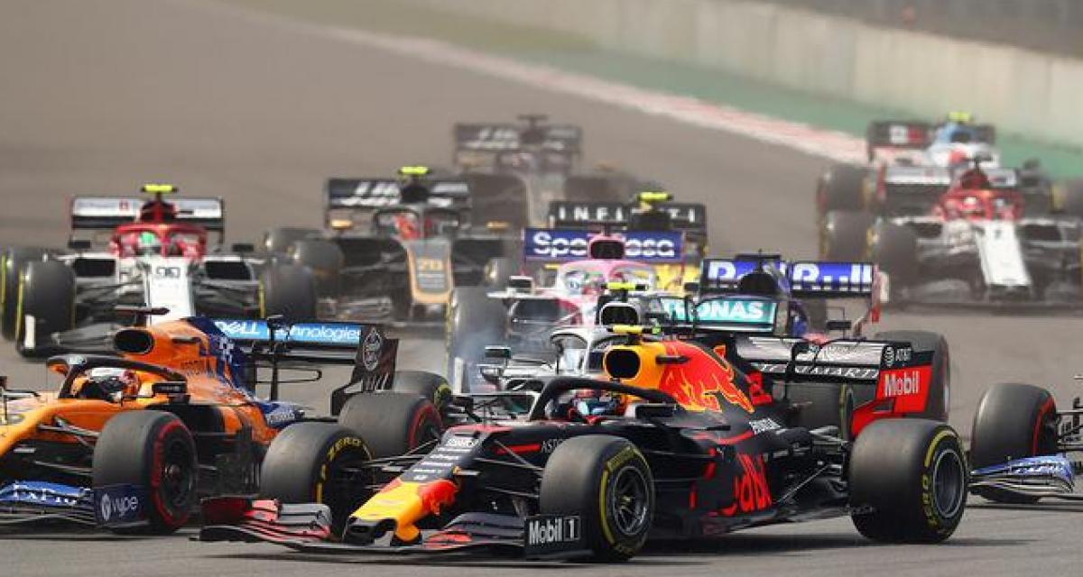 F1 : le patron d'Alpha Tauri craint une explosion du burn-out