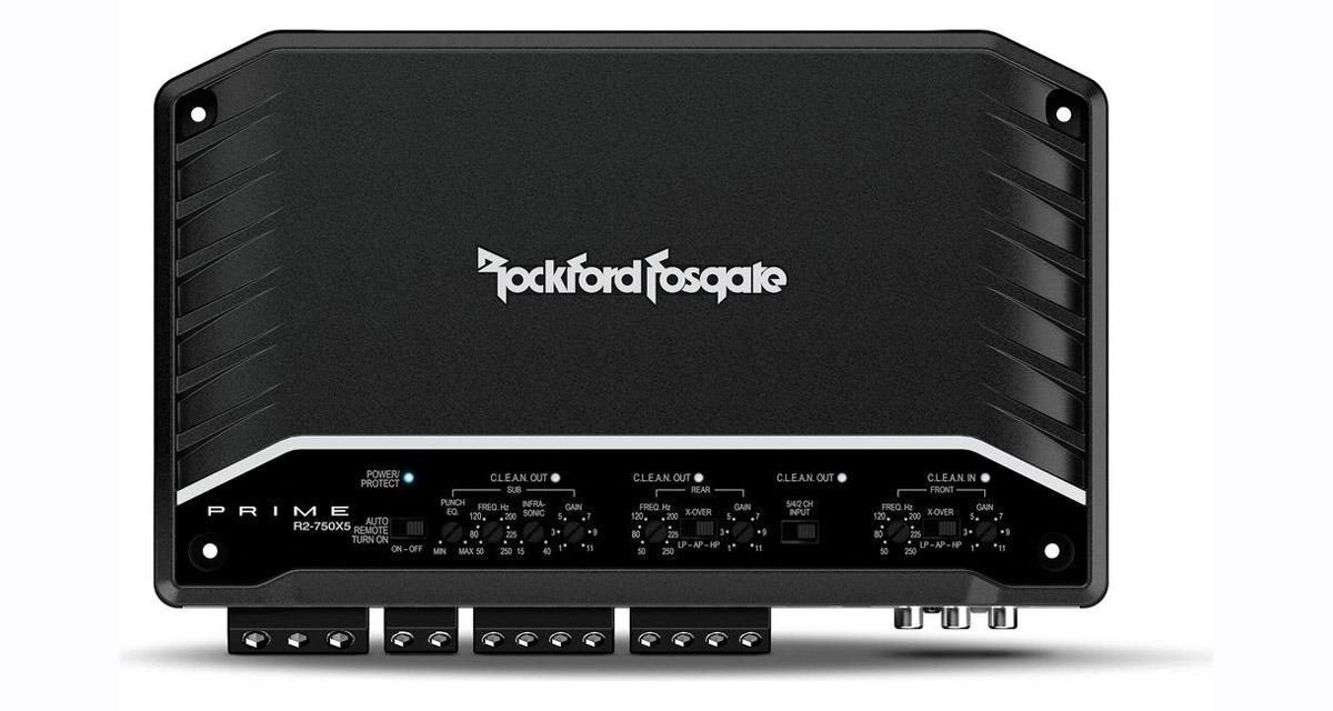 Rockford Fosgate présente sa nouvelle gamme d'amplis Prime R2