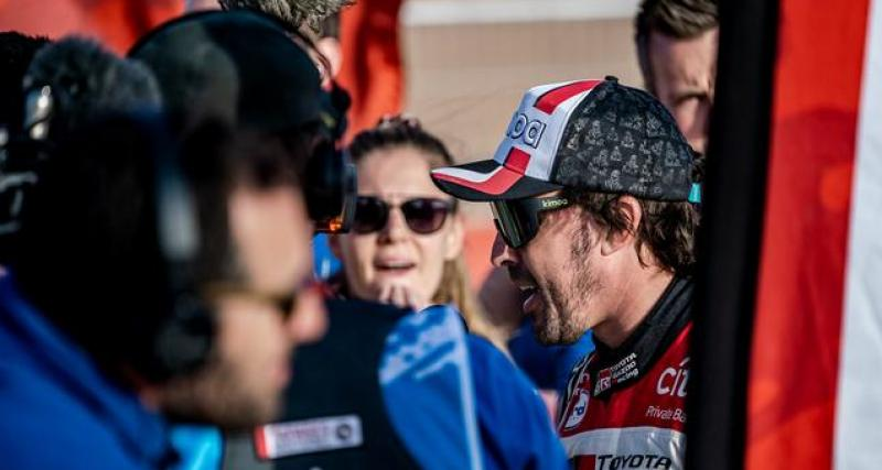 Alonso, absent aux 500 Miles d'Indianapolis ?
