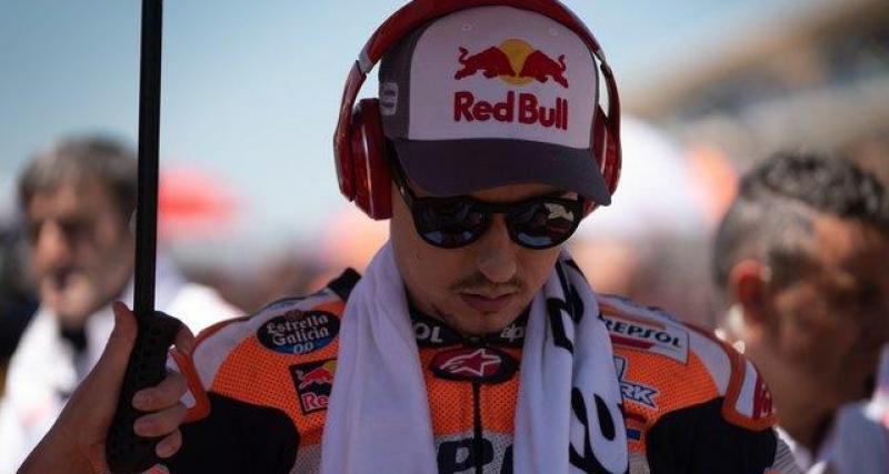MotoGP : Lorenzo pourrait courir à Barcelone
