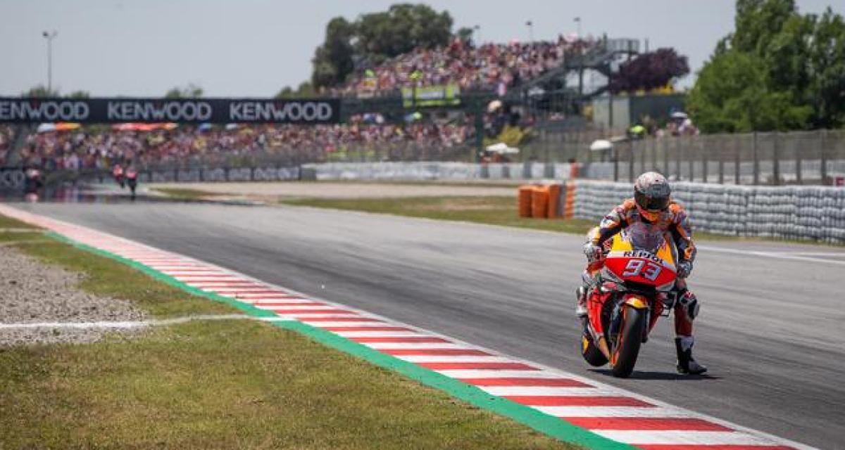 MotoGP : les frères Marquez lancent la saison de Honda