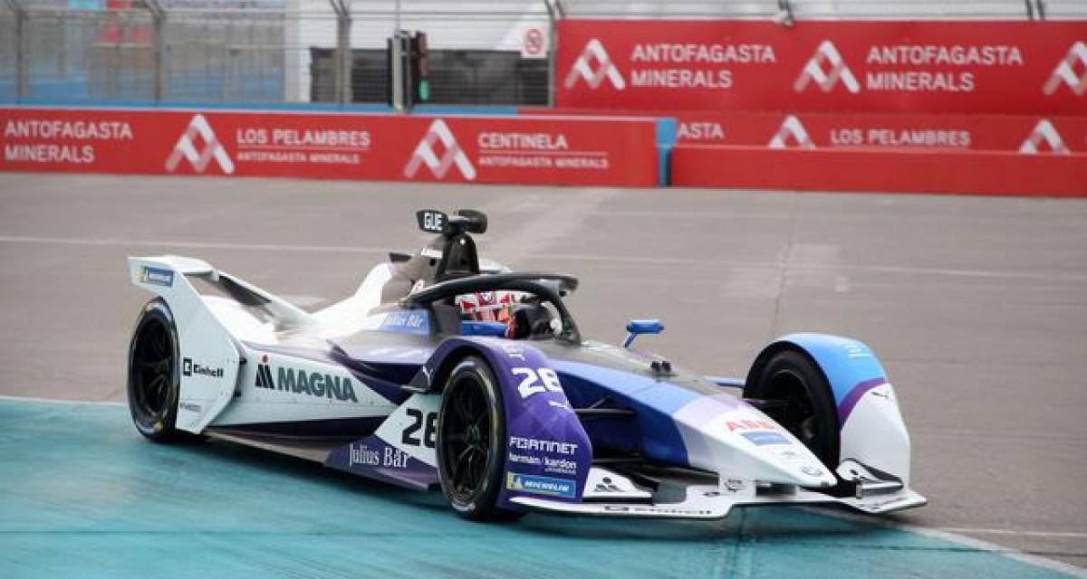 Formule E - saison 2020-2021 : la nouvelle monoplace dévoilée