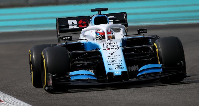 F1 : Aitken rejoint Williams comme pilote d'essais