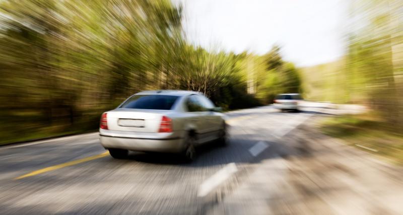 Flashé à 228 km/h… et positif aux stupéfiants